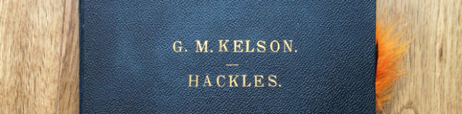 Judge a book by its cover? This is Kelson's material, 100%.